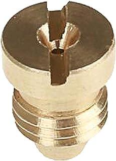 Fenteer Professional Tips, Foam Orifice Nozzle Tips For High Pressure Washer Gun Snow Foam Lance - 1.1mm Brass