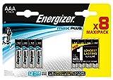 Energizer E301322500 Max Plus Micro (AAA) 8 Stück Chrom
