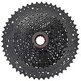 SunRace CSMX80 11-50T 11-Speed Wide Range Mountain Bike Cassette Black
