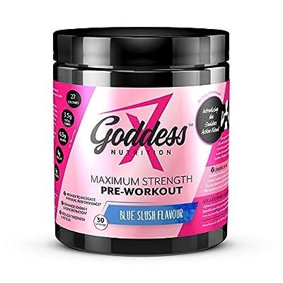Goddess Nutrition - Maximum Strength Pre-Workout from Goddess Nutrition
