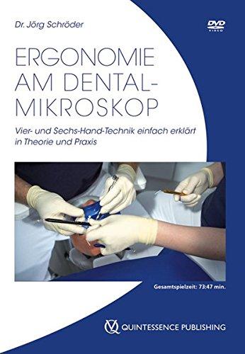 Ergonomie am Dentalmikroskop: Vier- und Sechs-Hand-Technik einfach erklärt in Theorie und Praxis