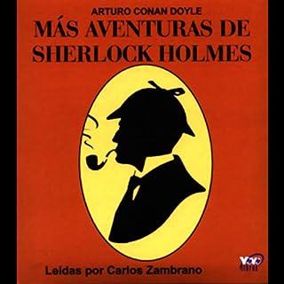 Mas Aventuras de Sherlock Holmes [More Adventures of Sherlock Holmes] cover art