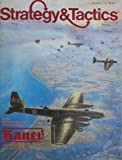 WWW: Strategy & Tactics Magazine # 115, with Kanev, Parachutes Across the Dnepr, Sept 1943, Board Game