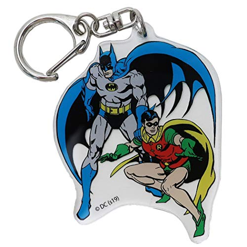 バットマン アクリルキーホルダー バットマン&ロビン WBBT870