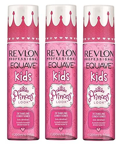 3er Kids Detangling Conditioner Revlon Professional Princess Look Equave je 200 ml = 600 ml