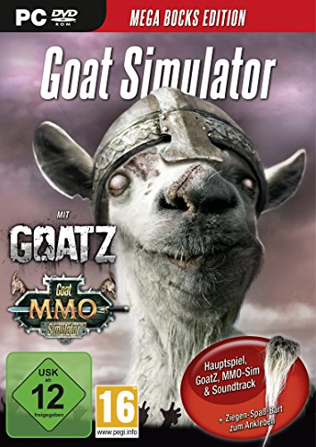 Goat Simulator MEGA BOCKS EDITION (PC)