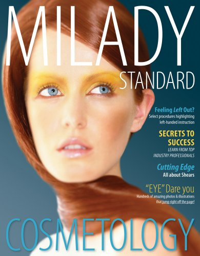 Milady's Standard Cosmetology Textbook 2012 Pkg