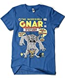 Camisetas La Colmena 463-Camisetas The Incredible Gnar (Paula Garcia)