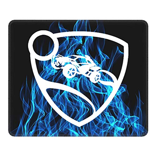 Rocket League Mouse Pad Anti Slip Fashion Notebook Mouse Mat for Working and Gaming 7 X 8.6 in