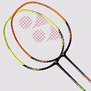 Yonex 2018 New Nanoray Ace Badminton Racket (Black Lime)