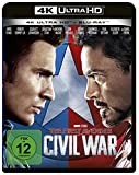 The First Avenger: Civil War (4K UHD Blu-ray)