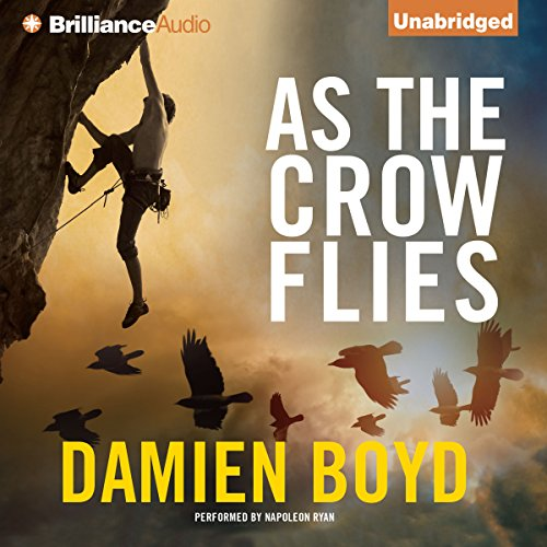 As the Crow Flies audiobook cover art