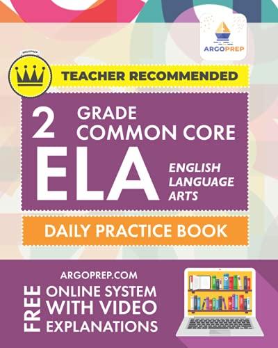 2nd Grade Common Core ELA (English Language Arts): Daily Practice Workbook...