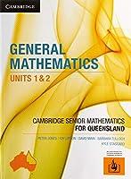 CSM QLD General Mathematics Units 1 & 2 Front Cover