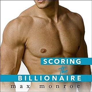 Scoring the Billionaire audiobook cover art