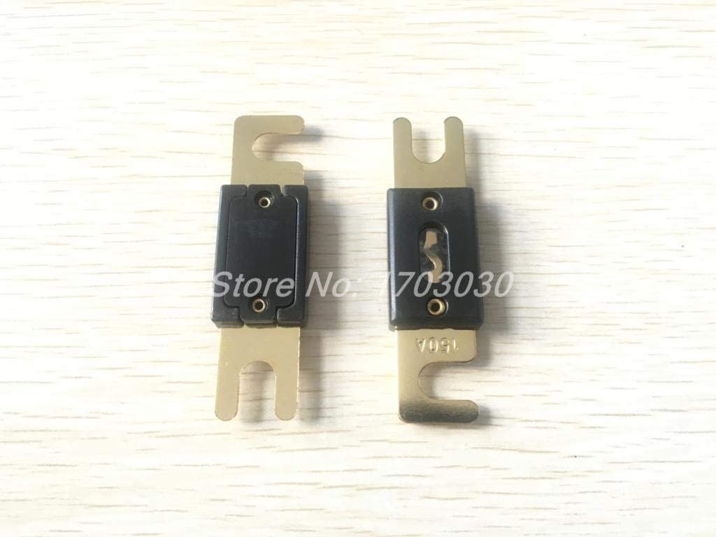 Replacement New life Fuse Super beauty product restock quality top 12 Pcs Gold Plated for C AMP 150 150A Auto