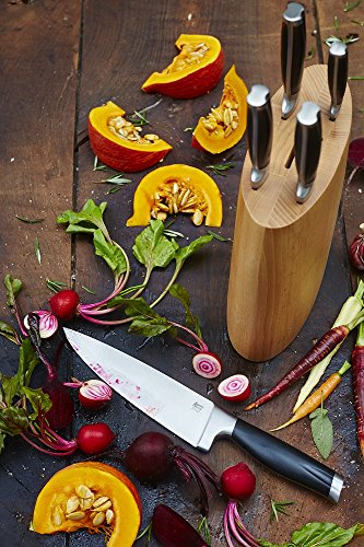 Jamie Oliver DKB Household Tacoma con Juego de Cuchillos Profesionales