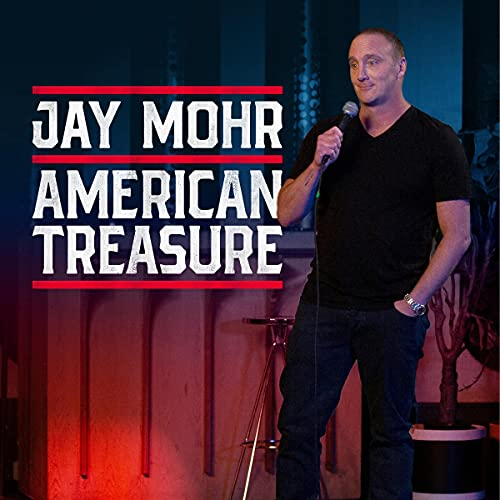 Jay Mohr: American Treasure cover art