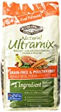 Natural Ultramix Grain-Free & Poultry-Free Salmon Recipe Dry Dog Food, 5.5-Pound