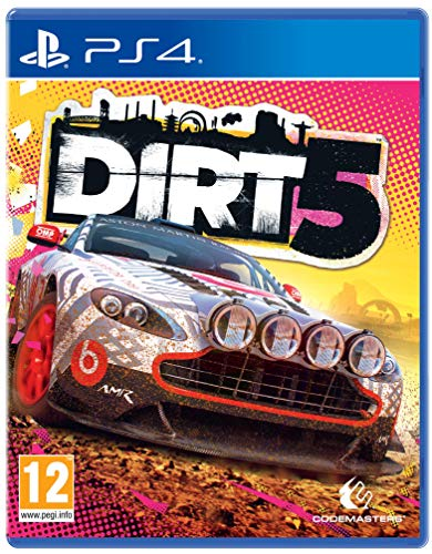 DiRT 5 PS4 - PlayStation 4