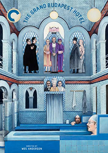 The Grand Budapest Hotel (The Criterion Collection)