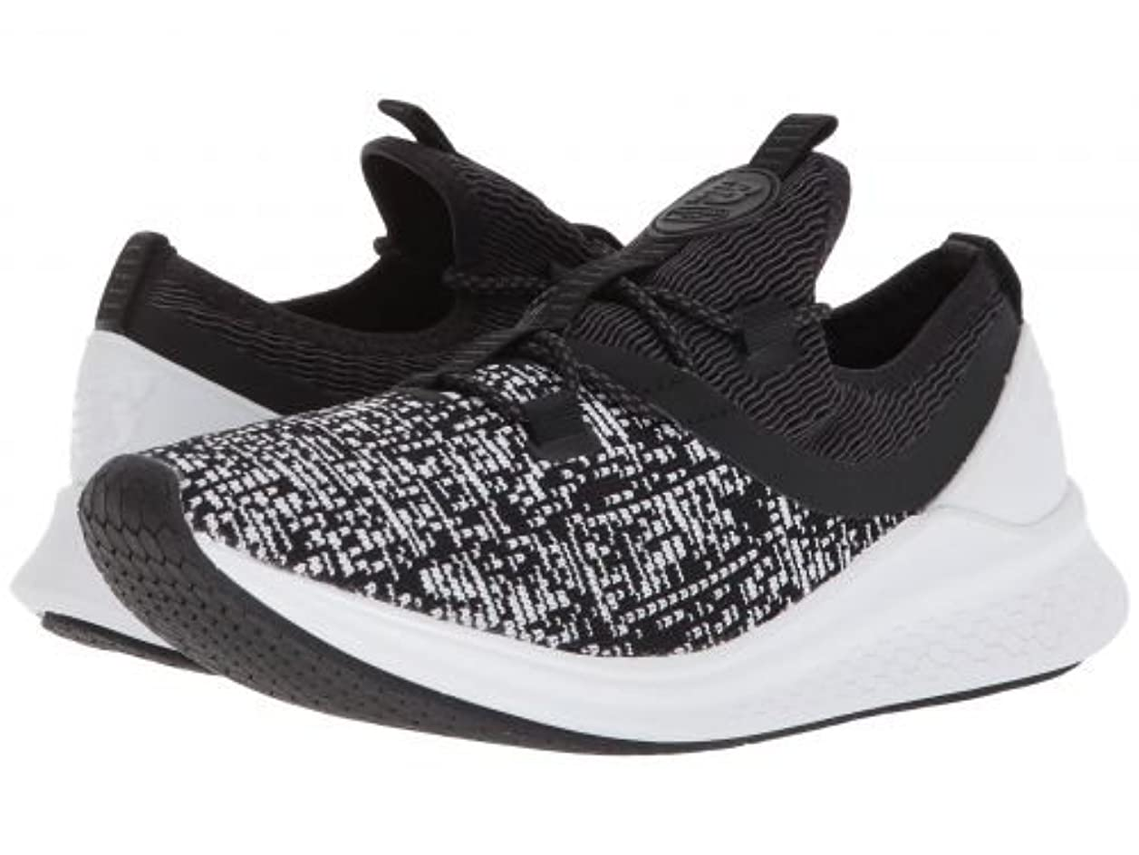 衣服ファンド引き出すNew Balance(ニューバランス) レディース 女性用 シューズ 靴 スニーカー 運動靴 Fresh Foam LAZR v1 Sport - Black/White Munsell 10.5 B - Medium [並行輸入品]