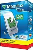 Menalux 1800 Pack con 5 bolsas y 1 filtro para aspiradores AEG, Electrolux y Philips