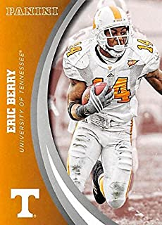 Eric Berry football card (Tennessee Volunteers) 2016 Panini Team Collection #20