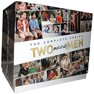 Two and a Half Men: The Complete Series All 12 Seasons 39 Disc Boxed Gift Set