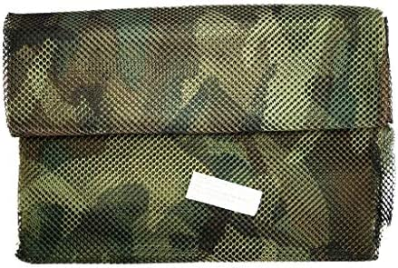 New Woodland Camouflage Tactical Military Issue Army Netting Hunting Net Deer Blind Veil Cover product image