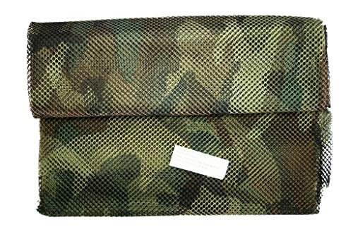 New Woodland Camouflage Tactical Military Issue Army Netting Hunting Net Deer Blind Veil Cover 5x8 Ghillie Mesh Net 5 x 8