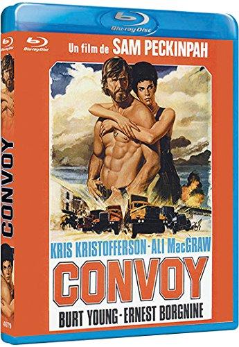 Convoy Blu Ray 1987 [Blu-ray]