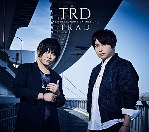 【Amazon.co.jp限定】TRD(トラッド)1stミニアルバム「TRAD」(初回限定盤(CD+Blu-ray))(L判ブロマイド付)(メーカー特典:オンラインリリースイベント視聴申し込み券付)
