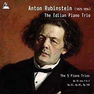 Rubinstein: The 5 Piano Trios