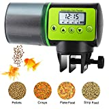 Podazz Automatic Aquarium Fish Feeder, Moisture-Proof Electric Auto Fish Feeder,Aquarium Tank Timer Feeder...