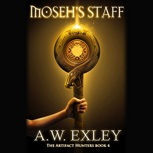 Moseh's Staff cover art