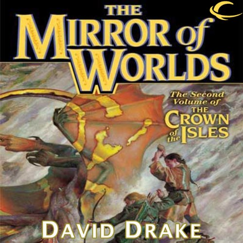 The Mirror of Worlds audiobook cover art