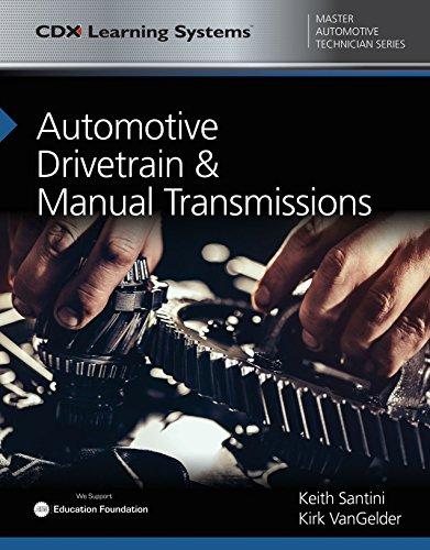 Automotive Drivetrain and Manual...