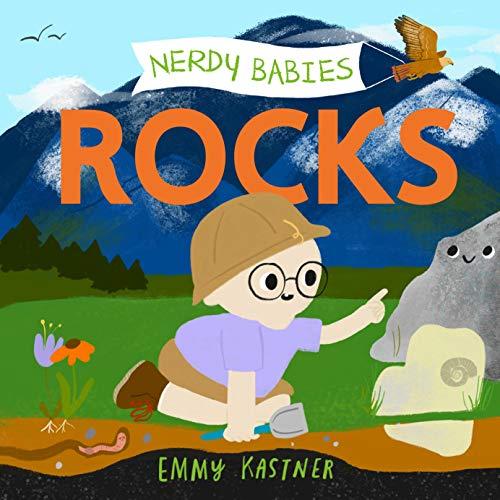 Nerdy Babies: Rocks (Nerdy Babies, 3)