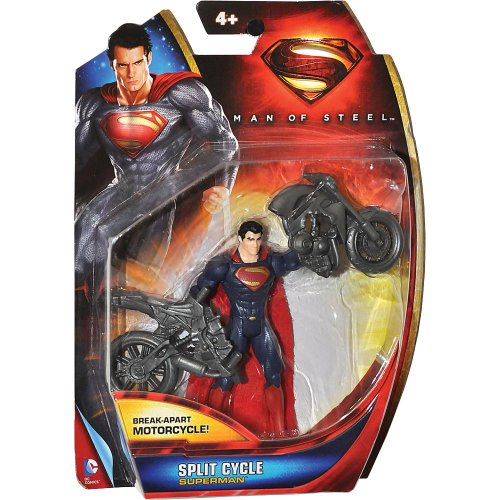 Superman of Steel -Moto