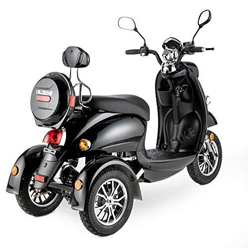 Scooter Senioren Dreirad für 2 Personen kaufen  Bild 1*