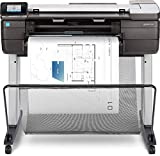 """HP DesignJet T830 Large Format Multifunction Wireless Plotter Printer - 24"""", with Mobile Printing (F9A28A)"""
