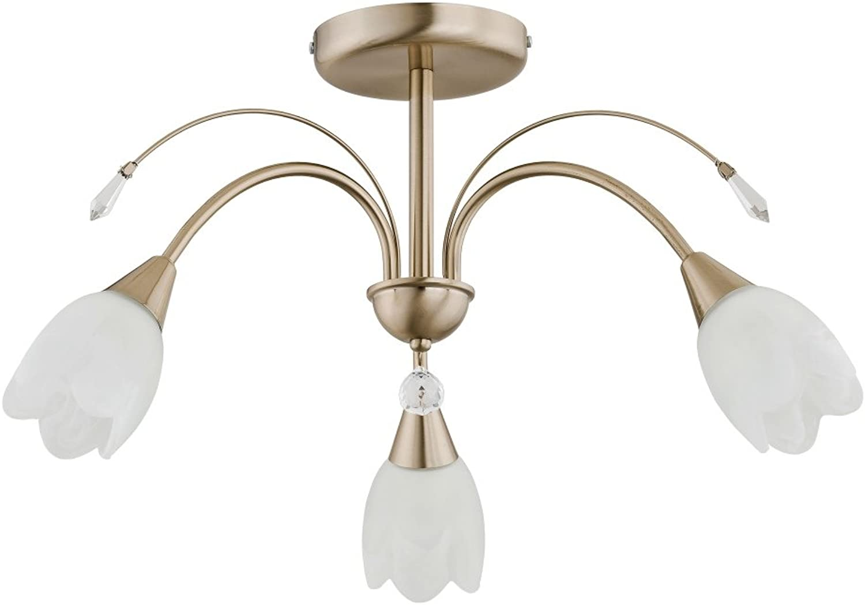 Moderner Deckenlampe 3x40W E14 BASTER 22803 Alfa