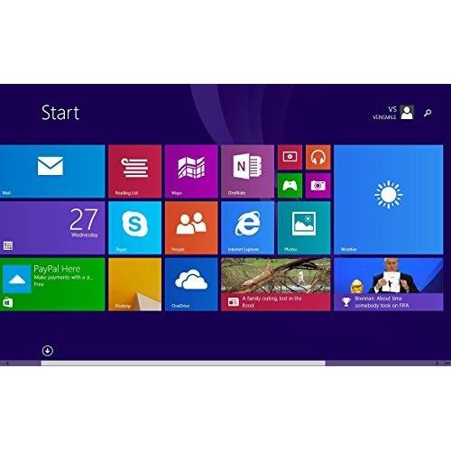 PIPO X8 Mini PC Windows8.1 Android4.4 Dual Boot Intel Atom Z3736F Quad Core Mini Computer Box 7'Tablet HDMI 2G/32G 802.11b/g/n LAN BT4.0 USB 2.0 X 4(US Version imported by uShopMall U.S.A.)