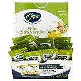 Gaia Ga25810 Aceite extra virgen en bolsitas monodosis – 102 bolsitas de 10 ml