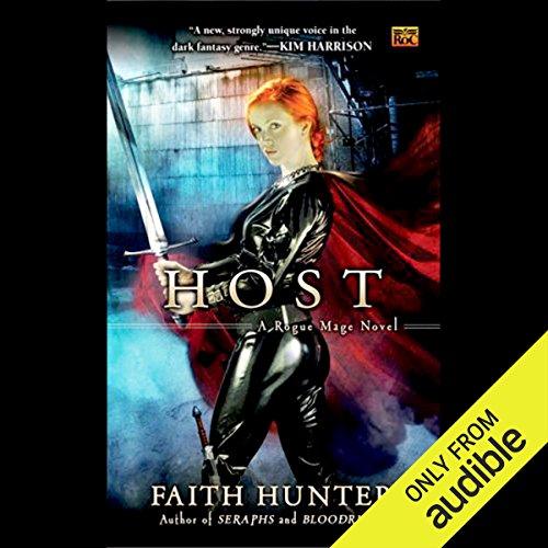 Host audiobook cover art