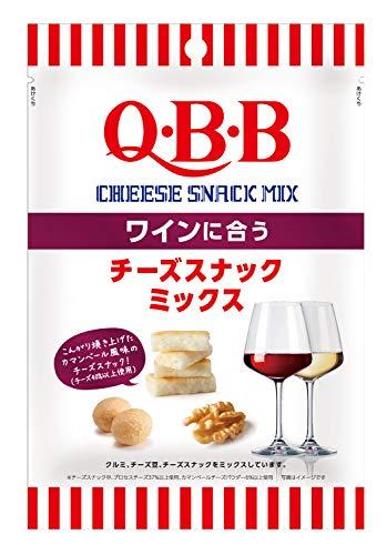 QBB ワインに合うチーズスナックミックス 35g ×5個