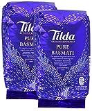Tilda Pure Original Basmati Rice, paquete de 2 (2x500g)