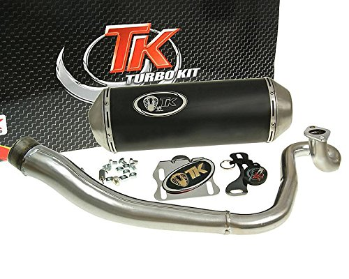 Turbo de escape Kit Gmax 4T – Baotian bt125t de 3B6