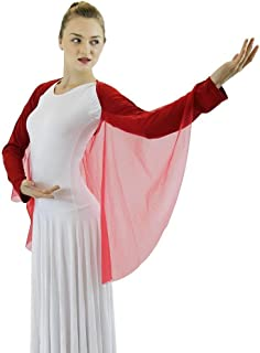 Danzcue Worship Dance Angel Wing Shrug